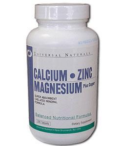 Calcium-Zinc-Magnesium