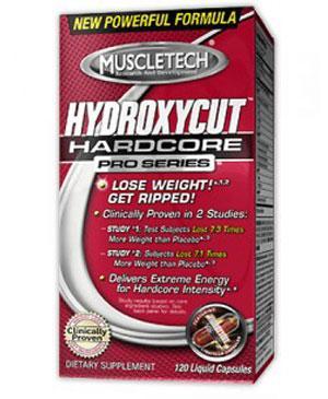 Hydroxycut Hardcore Pro