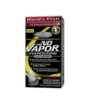 NaNO Vapor Hardcore Pro