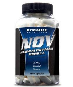 NOV Maximum Expansion